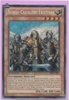YU-GI-OH! PRIO-IT081 NOBILI CAVALIERI FRATELLI RARA SEGRETA THE REAL_DEAL SHOP