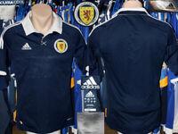 Scotland Adidas 2012/2014 Home Shirt Jersey Trikot Camiseta Maglietta