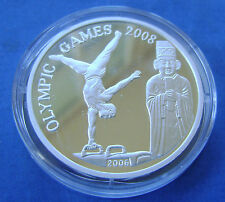 2006 Korea - 1000 won 2006 Olympic Games 2008 Peking Turnen - Proof