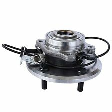 BH513201 x 1 New Front Left Or Right Wheel Hub and Bearing Assembly w/ABS 5-Lug