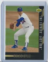 1993 Upper Deck #SP6 - Nolan Ryan -The Express' Last Run- Texas Rangers HOF Mint