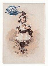 Trade card for Sunshine Stoves, Ranges, and Furnaces for sale by Malony &  [4747