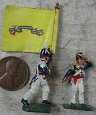 Vintage Miniature Cast Lead Soldiers Stadden