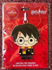 2019 Hallmark Metal Enameled Christmas Tree Ornament Harry Potter New