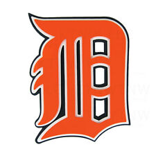 New MLB Detroit Tigers 3D Fan Foam Logo Holding Wall Sign Made in USA