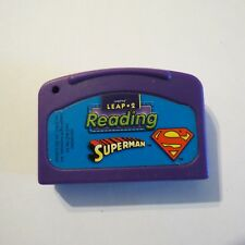 Leap Frog: Leap Pad; Leap 2 Reading Superman Cartridge