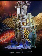 DIABLO 3 MODDED CRUSADER PRIMAL SET PATCH 2.6 GOD MODE GRIFT 150 NEVER DIE PS4