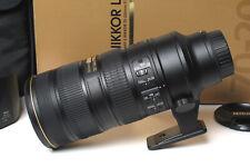 Nikon AF-S Zoom-Nikkor 70-200mm 1:2,8G ED VR II - im Topzustand!