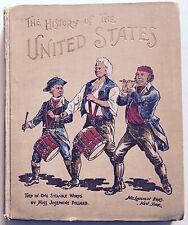 Pollard, Josephine. the History of the united states. EA 1884