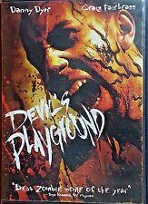 DEVIL'S PLAYGROUND   DVD   LIKE NEW