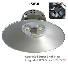 150W LED High Bay Light for Warehouse Mall Gym Industrial Commercial Shop