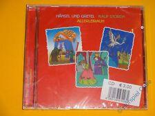 *CD* Märchen - Hänsel und Gretel, Kalif Storch, Allerleirauh * NEU & OVP *