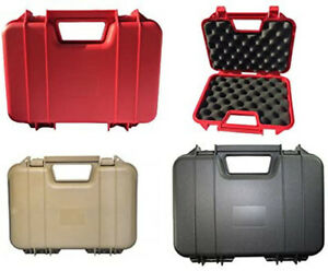 Airsoft Pistol Gun Case Safe And Secure Airsoft Hard Carrying Case (31.5CM)