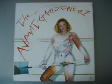 """THE AVANT GARDENERS """"Dig it"""" - SEXY NUDE COVER CARTOONS - LP - ITALY PRESS"""