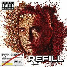 Eminem - Relapse: Refill [New CD] Explicit, Bonus Tracks, Brilliant Box, New Ver