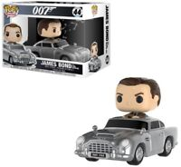 FUNKO POP RIDES - JAMES BOND - SEAN CONNERY IN ASTON MARTIN FIGUR NEU/OVP