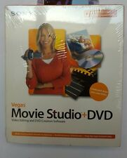 SONY Vegas Movie Studio + DVD  Complete VGC