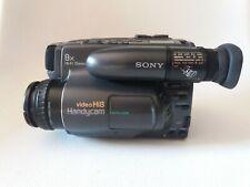 Sony video grabadora Camera ccd-tr707e