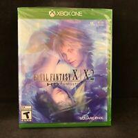 Final Fantasy X / X-2 HD Remastered (Xbox One) BRAND NEW / Region Free