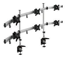 6-Fach-Monitorarm - Tischhalterung für Bildschirme von 15 – 27 Zoll (MP260C-N)