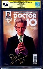 Doctor Who Twelfth Doctor Year Three #12 PHOTO VARIANT CGC SS 9.6 signed Capaldi