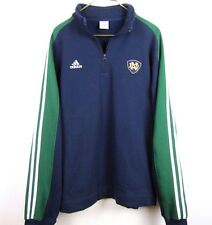 ADIDAS NOTREDAME JACKET COLLEGE FIGHTING IRISH SIZE MEN'S USA L