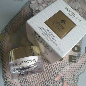 Guerlain Abeille Royale Day Cream Tagescreme 7ml Reisegröße - Neu inkl. OVP