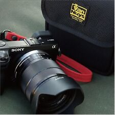 VanNuys Carrying case Type-A for SONY αNEX-7 ballistic nylon black made in JAPAN
