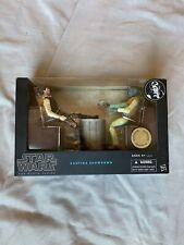 STAR WARS The Black Series Cantina Showdown TRU Exclusive Han Solo Greedo NEW