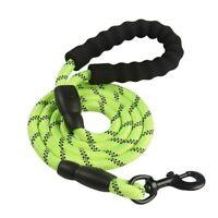 Corde pour chien grande laisse pour chien 1,5 m pour ceinture pour chien...