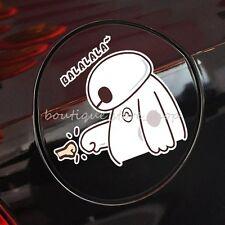 Warm Baymax Big Hero cartoon tank cap vehicle random car stickers wall decals
