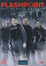 Flashpoint : seizoen 1 (3 DVD)