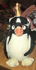 PINGU PENGUIN PLUSH BANPRESTO VINTAGE 1997 POLYGON PICTURES- See Description