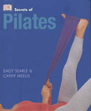 Pilates (Secrets of...),Sally Searle, Cathy Meeus,Good Book mon0000091752