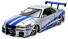 Jada Toys 1/24 Nissan Skyline GTR R34 - Fast and Furious 97158s