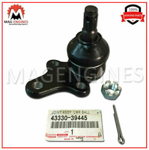 43330-39445 GENUINE OEM FRONT JOINT ASSY, LOWER BALL, FRONT, RH/LH 4333039445