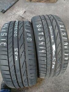 215/40R17  87V Bridgestone Turanza RE050A