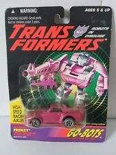 Transformers G2 Frenzy Mosc Complete Mint on Sealed Card Instructions Go-Bots