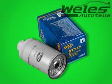 ST317 Kraftstofffilter Dieselfilter FORD TRANSIT E T V 2,5 D DI TD