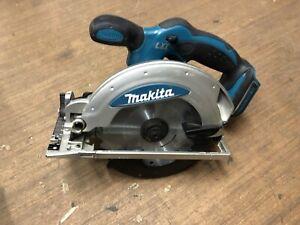 Makita DSS610 Cordless 18V lithium-ion CIRCULAR SAW, 18v Skill Saw. Ex-display