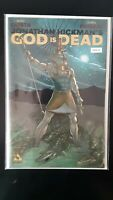 God Is Dead 14 Avatar Iconic Variant Cover High Grade Comic Book RM8-58