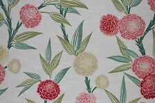Harlequin Curtain Upholstery Fabric Design Aneko 7179 Floral 3 Metres