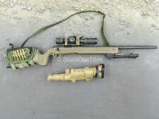 1/6 Scale Toy USMC Sniper - M40A3 Sniper Rifle w/PVS-10 Scope