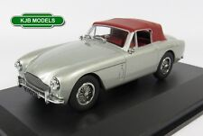 BNIB O GAUGE OXFORD DIECAST 1:43 43AMDB2004 ASTON MARTIN DB2 MKIII DHC GREY CAR