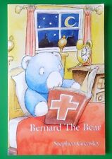 BERNARD THE BEAR BY STEPHEN GREASLEY PB BOOK 1998 CHRISTIANITY RELIGION