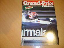 Grand-Prix international N°70 Italie