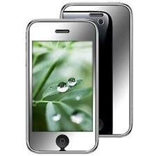 EMPIRE 3 Pack Mirror Screen Protectors for Apple iPhone 3G