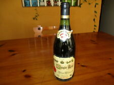 Bottle of Wine Monte Real Great Reserve Different Years / Wine Bottle