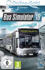 Bus Simulator 18 Key - STEAM Digital Download Code PC Bus Simulator 2018 [DE/EU]