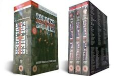 SOLDIER SOLDIER- Complete Series 1,2,3,4,5,6 & 7   Box Set  New   Fast  Post